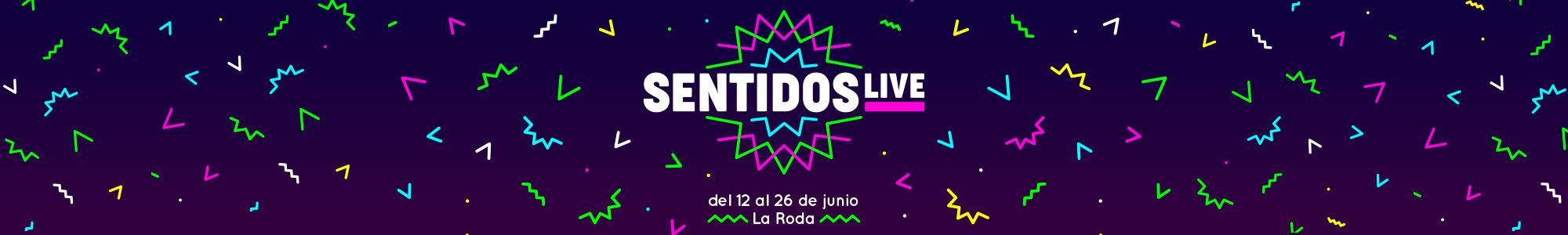 Sentidos live mb