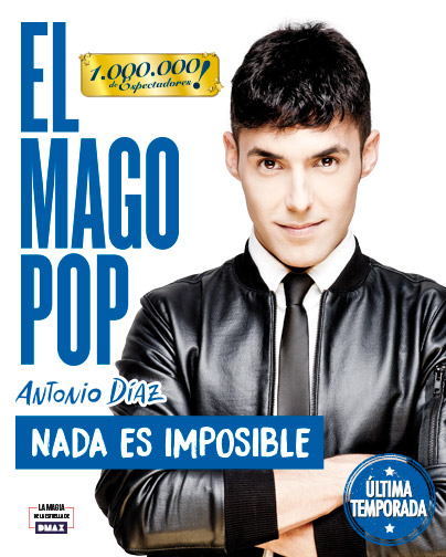 NADA ES IMPOSIBLE - EL MAGO POP