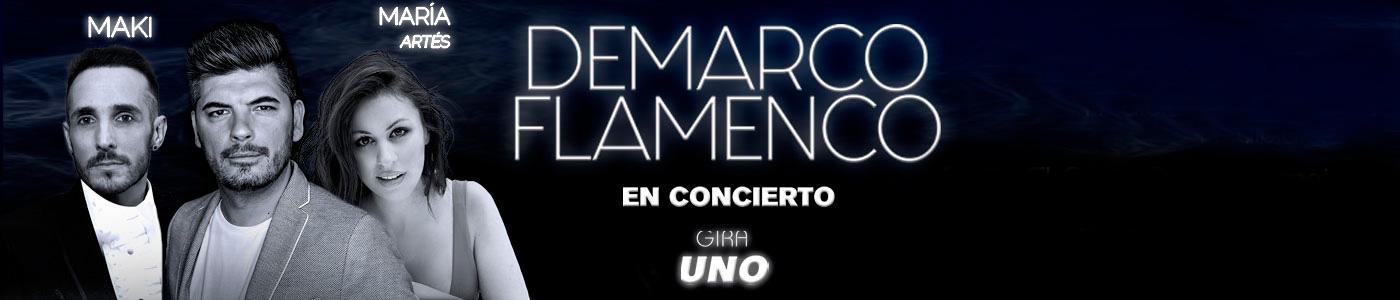 Demarco Flamenco - María Artes - Maki