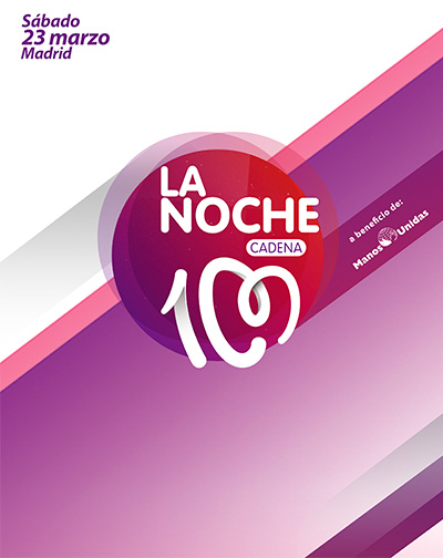 LA NOCHE DE CADENA 100