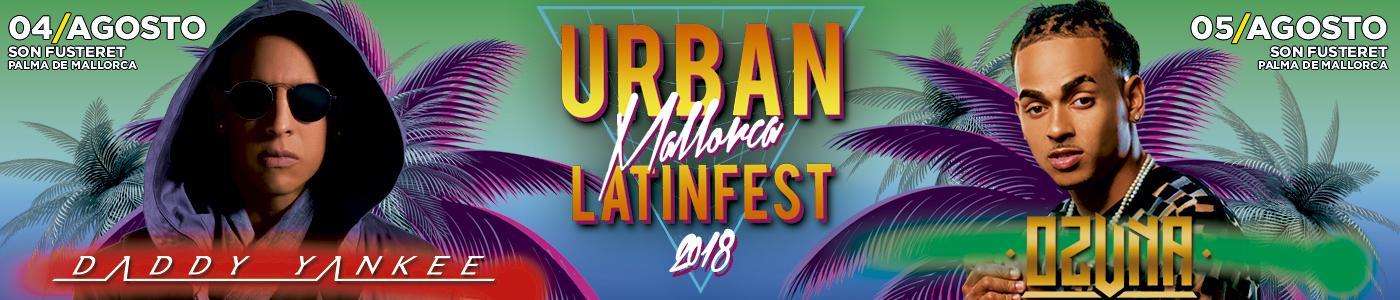 Urban Mallorca Latin Fest