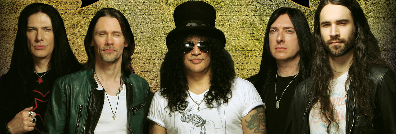 conciertos Slash