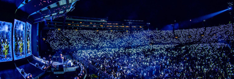 conciertos Ed Sheeran