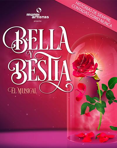 BELLA Y BESTIA, EL MUSICAL