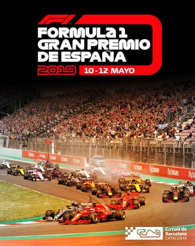 F1 GRAN PREMIO DE ESPAÑA 2019