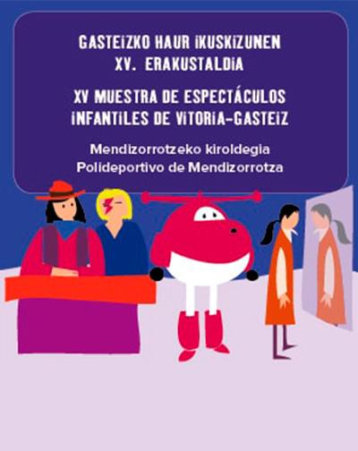TEATRO VITORIA GASTEIZ