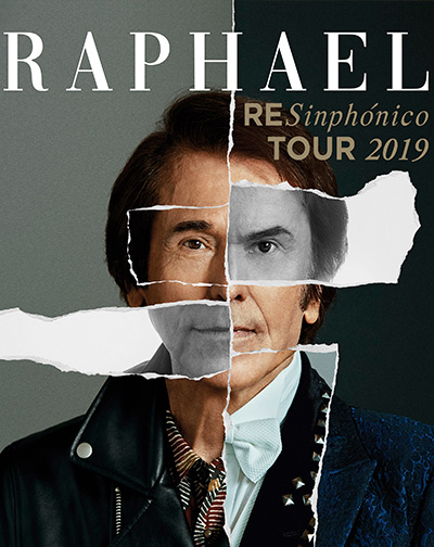 RAPHAEL TOUR RESINPHÓNICO