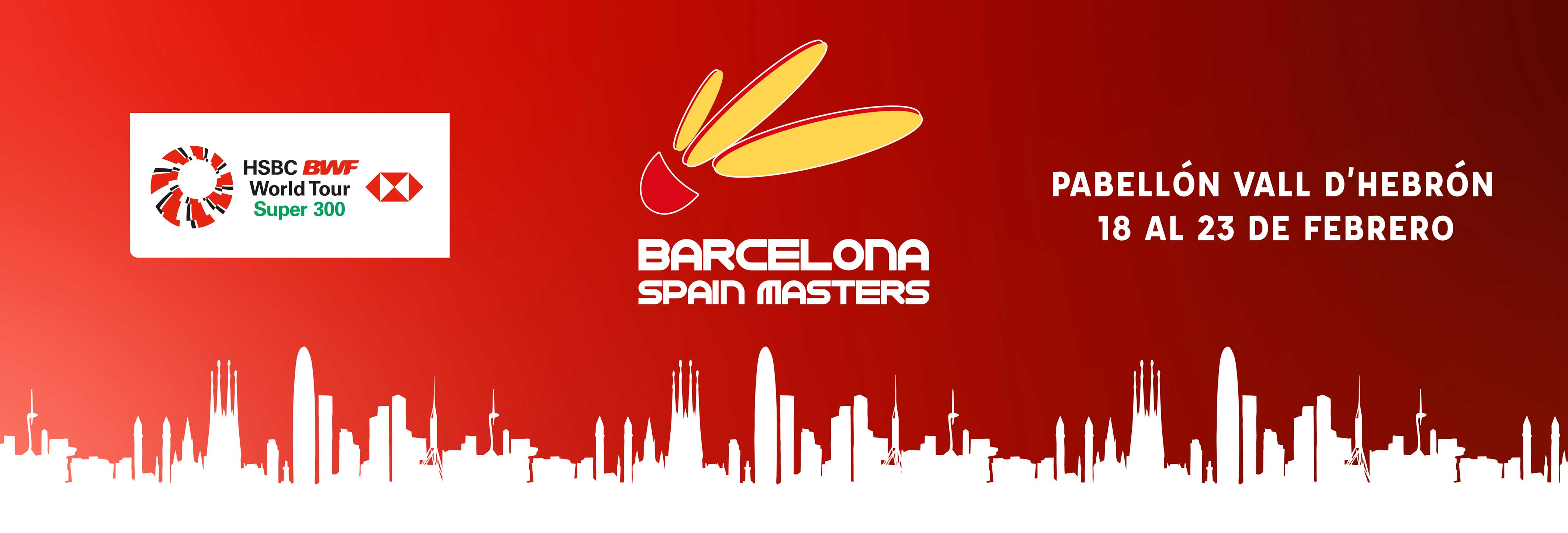 badminton Barcelona Spain Masters