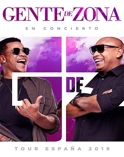 GENTE DE ZONA