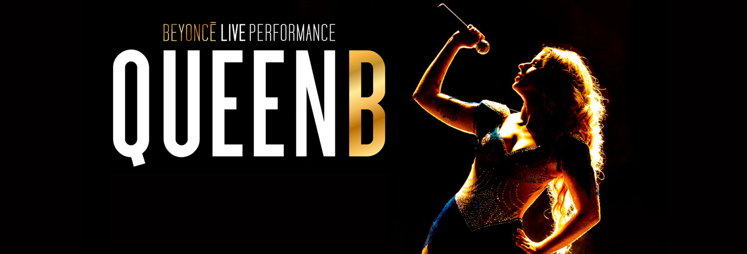 QUEENB - BEYONCE LIVE PERFORMANCE