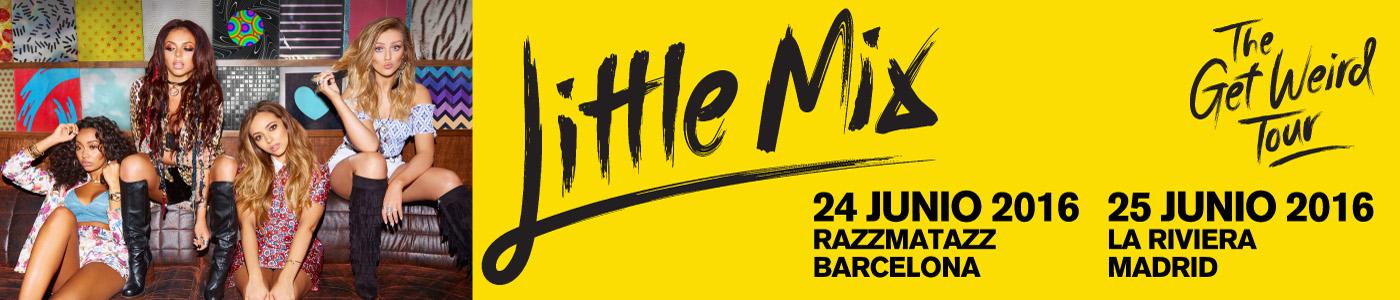 Conciertos Little Mix