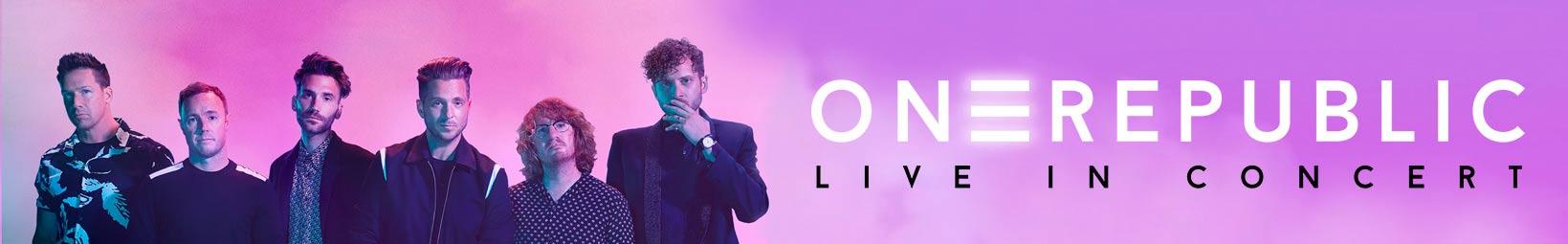 Conciertos OneRepublic