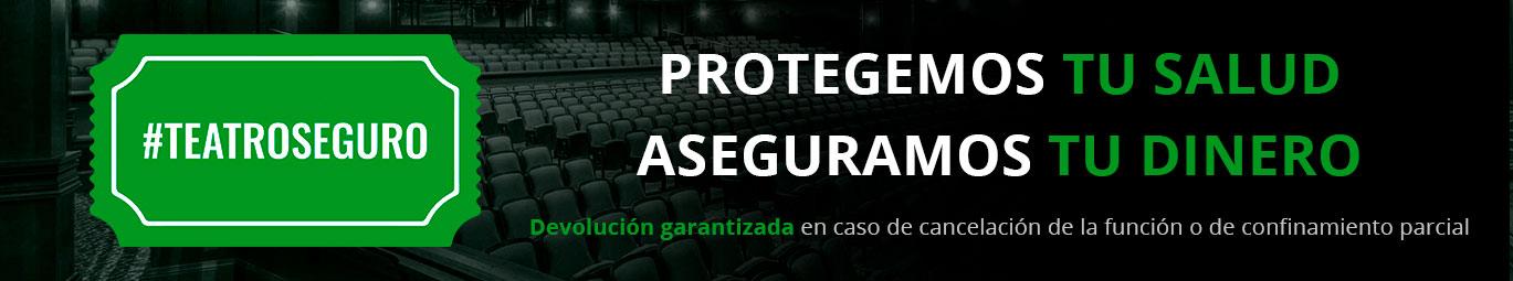 teatro seguro