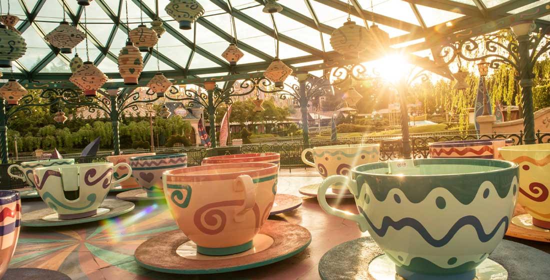 Espectáculos Disneyland Paris