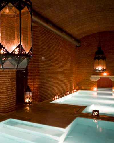 Aire de Almeria - Ancient Baths