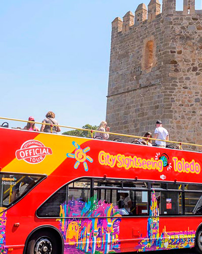 City Sightseeing Toledo
