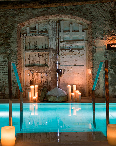 Aire de Vallromanes - Ancient Baths 2018