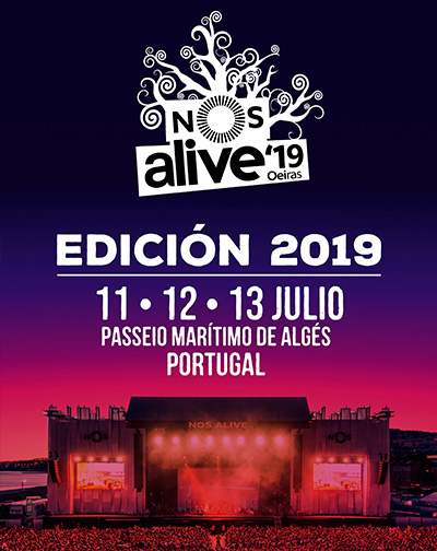 Festival Nos Alive´19 - Individual