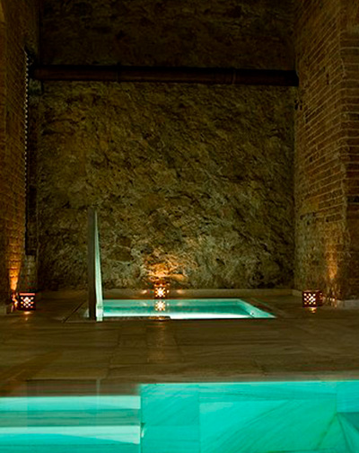 Aire de Barcelona - Ancient Baths