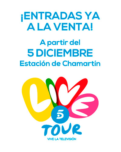 Telecinco Live Tour