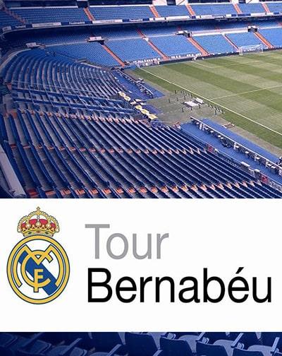 Entradas Tour Bernabéu El Corte Inglés