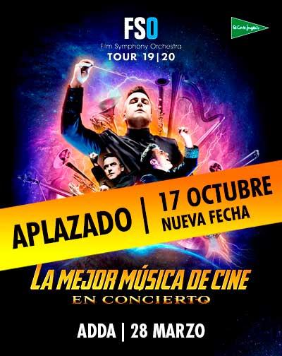 FSO Tour 19/20 - La Mejor Música de Cine