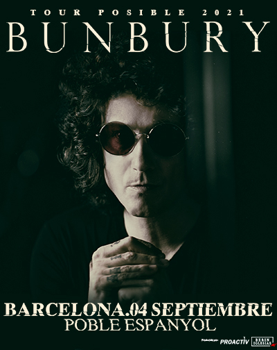 Bunbury - Tour Posible 2021