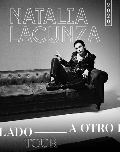 Natalia Lacunza - A otro lado tour