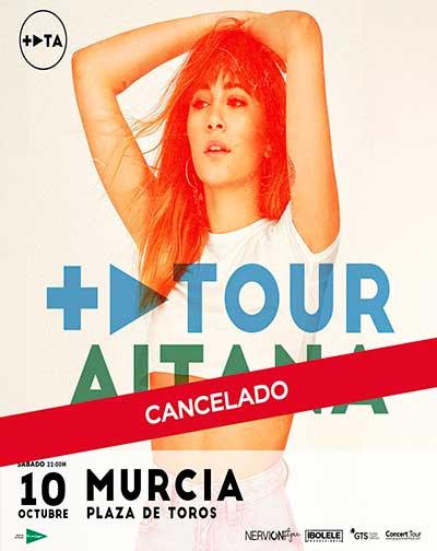 """Aitana """"Más Play Tour"""""""