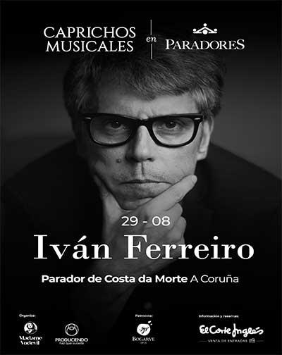 Iván Ferreiro (PRECIO PARA 2 PERSONAS)