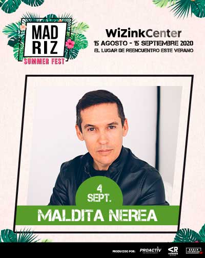 Maldita Nerea - Madriz Summer Fest