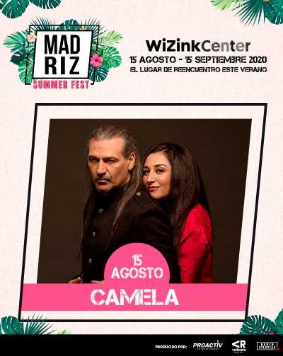 Camela - Madriz Summer Fest