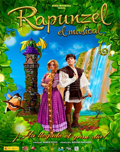 Rapunzel - El Musical en Madrid