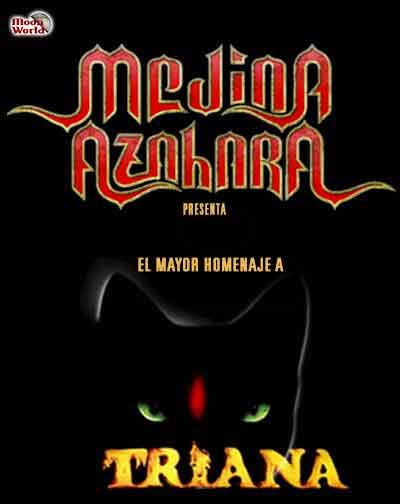 Medina Azahara - Homenaje a TRIANA en Madrid | Entradas El Corte Inglés